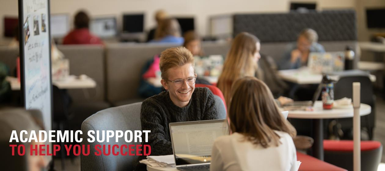 Academic Support to Help You Succeed