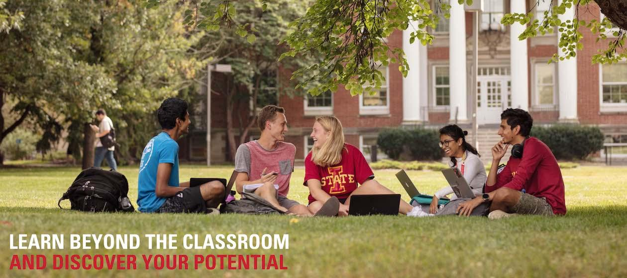 Learn Beyond the Classroom and Discover Your Potential