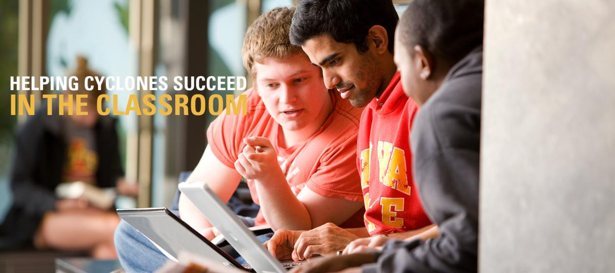 Helping Cyclones Succeed In the Classroom