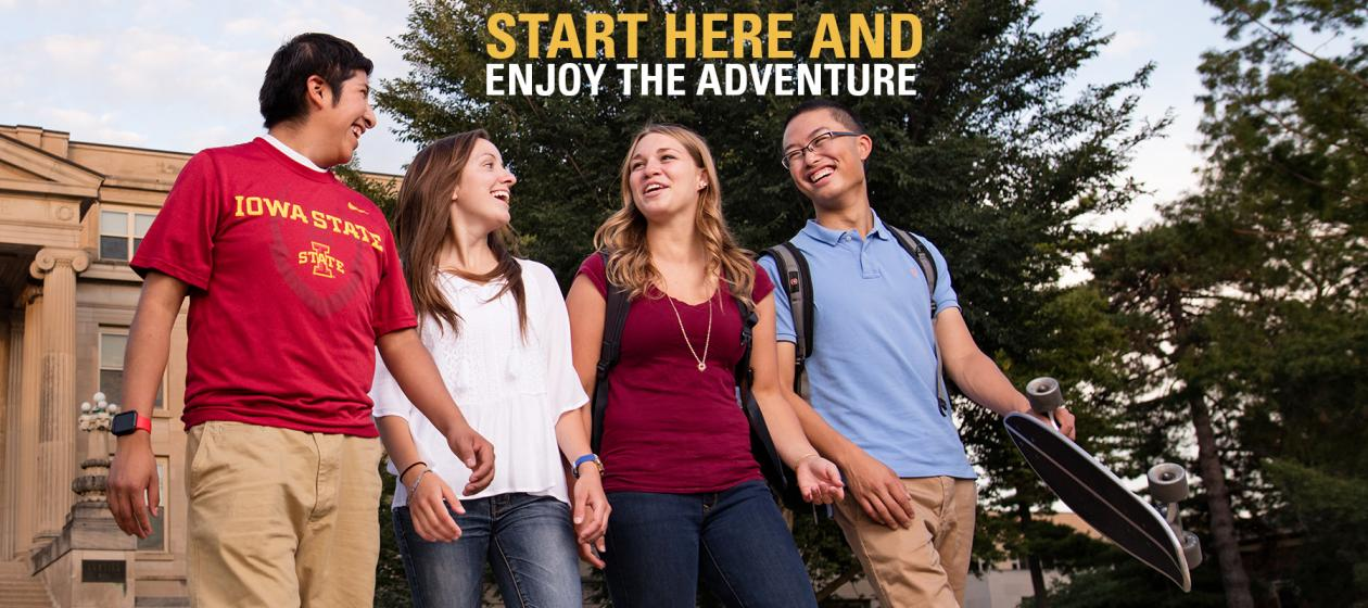 Start Here and Enjoy the Adventure
